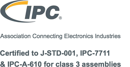 IPC Certified Logo