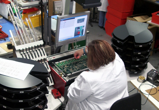 Conventional PCB Assembly